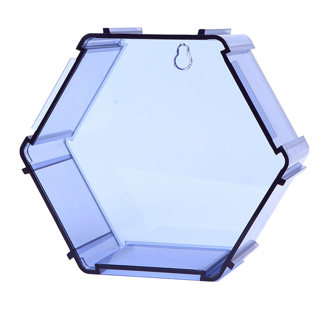 New! 10 Colors Acrylic Display Case Storage Case Box Show Case For Doll Model Collectibles 4