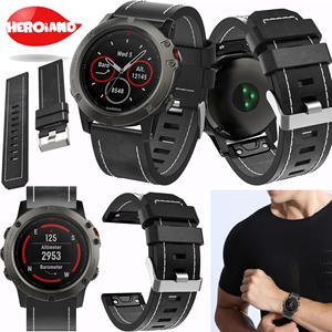Belt Wristwatch-Strap Bracelet Garmin Fenix 26MM Wristband Sport for 5X Fashion Easy-Fit