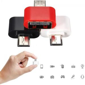 Mini Micro USB OTG Micro USB Male To USB 2.0 Female Adapter Connector For Samsung Android Mobile Phone Adapters