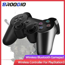 Gamepad Bluetooth Wireless Joystick For Playstation 3 Console For Dualshock 3 GamePad Games For SONY PS3 Gamepad Game Controller support bluetooth wireless controller for sony ps3 gamepad for ps3 console joystick for sony playstation 3 pc for dualshock