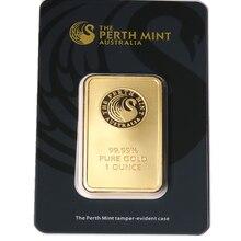 A barra de ouro do ouro de perth da hortelã da barra de ouro dos lingotes do ouro argor apmex ebay barra canadense da réplica chapeada a ouro