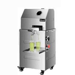 Pionowe automatyczne elektryczne trzcina cukrowa maszyna handlowa trzcina cukrowa sokowirówka maszyna ze stali nierdzewnej Venture equipment