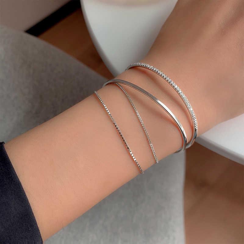 Korean Style Bracelet Fashion Love Twisted Chain Bracelet Bangle Elegant