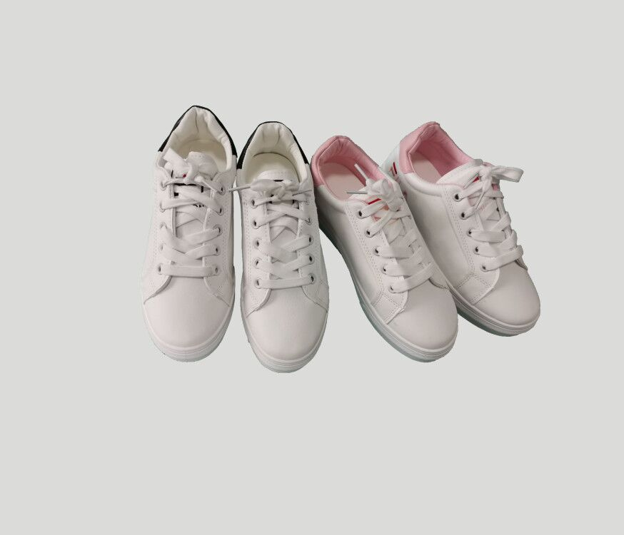 Autumn Casual Classic Women Shoes Breathable Student Sports Shoes Flat Shoes Women's White Shoes Women Sneakers Tenis Feminino