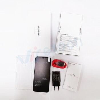 "UMIDIGI A9 Pro 4/6/8GB 64/128GB Global Version 6.3"" Smartphone Quad Camera Helio P60 Octa Core 24MP SelfieCameraFHD+ Smart Phone 2"