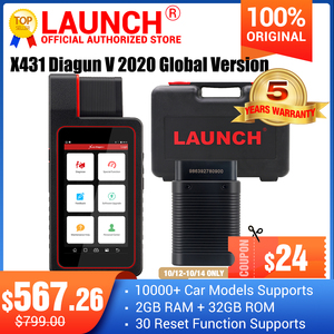 Launch X431 Diagun IV with 2 years Free online Update X-431 Diagun 4 better than Diagun iii Auto diagnostic tool