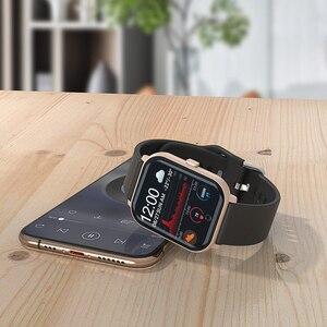 Image 3 - MKS5 Smart Watch Activity Fitness Pedometer Health Heart Rate Sleep Tracker ip67 Waterproof Sport watch for Men Women smartwatch