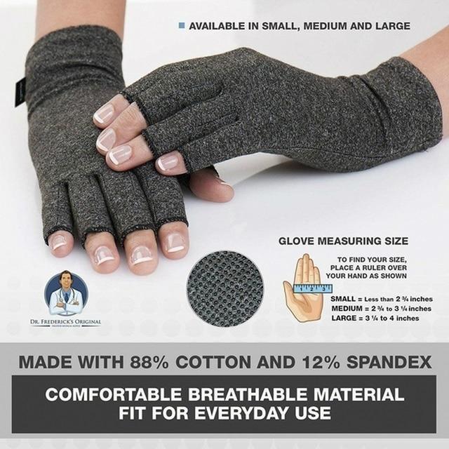Gара зимних перчаток для сенсорных экранов 4