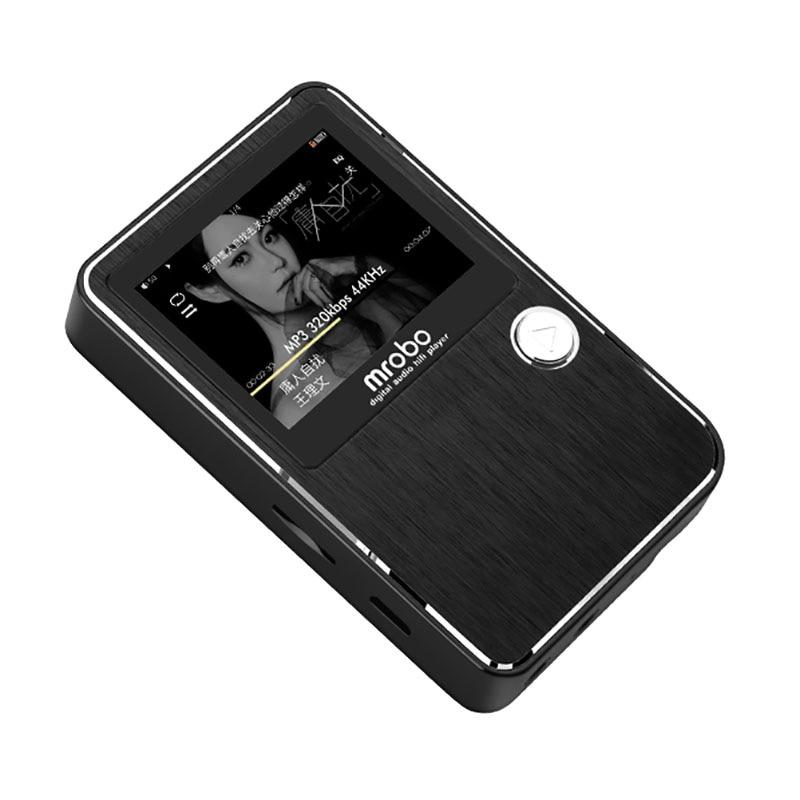 Мастер уровень на Клейкой Ленте MP3 плеер без потерь Музыкальный плеер DSD64 HIFI музыка Высокое качество Мини Спорт Hi Fi жесткий декодирование Walkman - 4