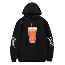 Fashion Charli DAmelio Hoodies Sweatshirts Harajuku Long Sle