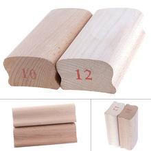 Musical Instrument Luthiers Tool  Wood Grain Guitar Neck Fingerboard DIY Grinding Block Guitar Tools vintage wood grain color block flannel rug