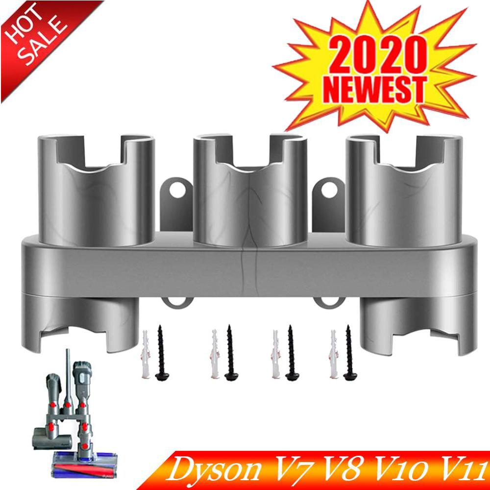 Держатель кронштейна для хранения, детали для пылесоса, аксессуары, насадка для инструмента Dyson V7 V8 V10 V11