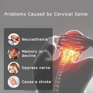 Image 2 - Medical Neck Traction Device Cervical Spondylosis Neck Brace Inflatable Support Intelligent Control Stretch Fix Post corrector