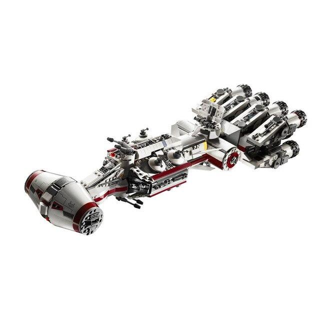 Nuovo Star Tie Fighter X Ala MicroFighters Wars A Camminatore Blocchi di Costruzione Star Wars Lepining Giocattoli 05053 10195 05039 10240 6