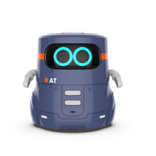Toy Robot Intelligent Robot Educational Interactive Robotics Touch Control Toy Interactive Robot Cute singing Toy Gift for kids(China)