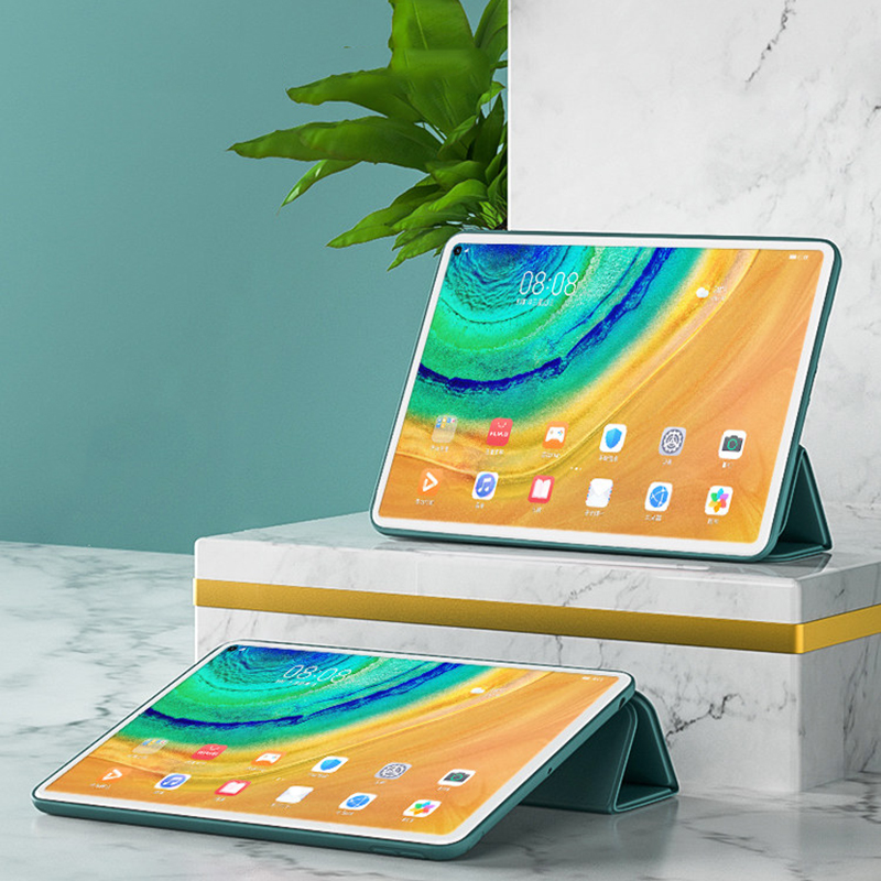 Кожаный защитный чехол для планшета Huawei Matepad T10S 10,1
