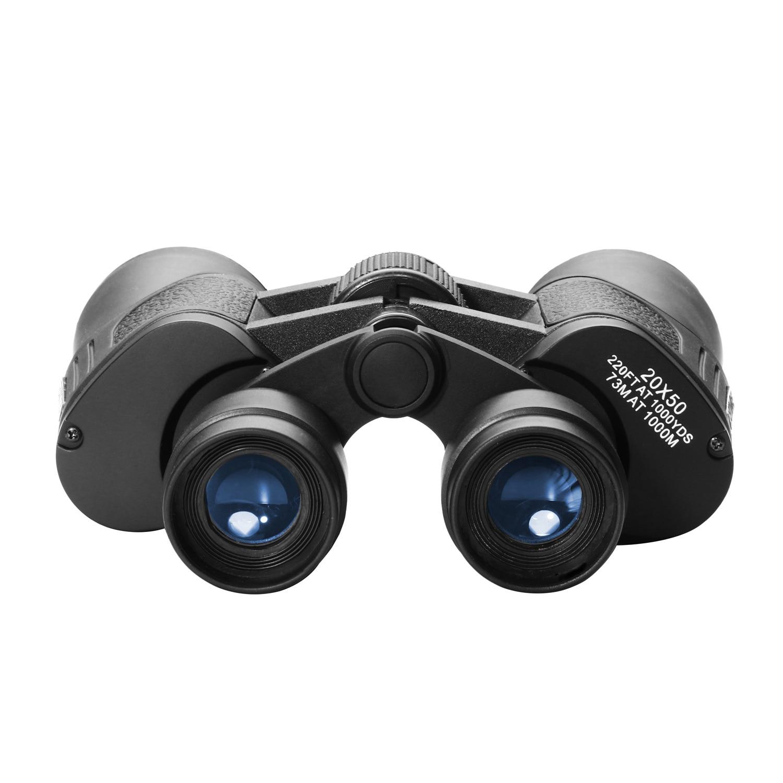 Metallic Binoculars High definition 20X50 Binoculars Outdoor Travel Concert for Binoculars|  - title=