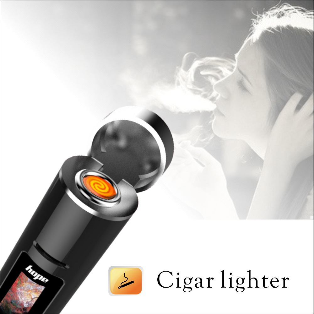 Guophone GSM New Mini Flashlight Cigarette-Lighter Pocket Bluetooth-Recording AK009 Celular-Pen title=