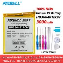 FIXBULL Orginal HB366481ECW Mobile Phone Battery
