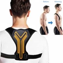 Corrector Corset Back-Support Spine Posture Soft-Strip Belt Comfortable Adult Clavicle