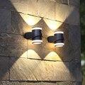 Thrisdar водонепроницаемый комнатный  уличный  светодиодный настенный светильник вверх вниз вилла отель внешняя стена двора балкон коридор  ле...