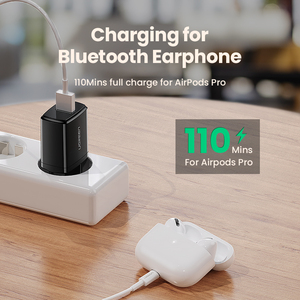 Image 4 - Ugreen 5v 2.1a carregador usb para iphone x 8 7 ipad carregador de parede rápido adaptador da ue para samsung s9 xiaomi mi 8 carregador do telefone móvel