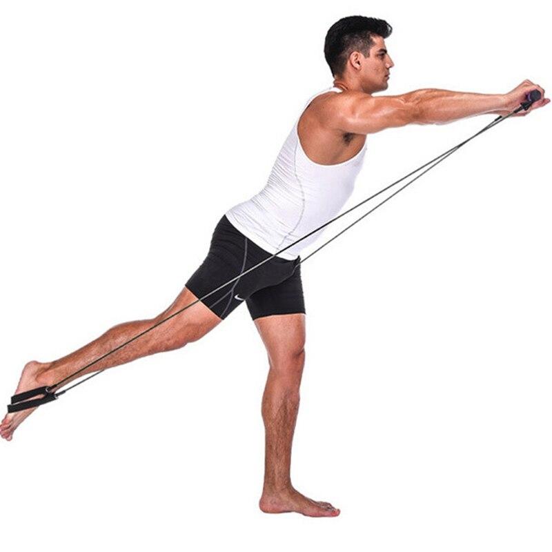 borracha para equipamentos de fitness expansor exercício treinamento