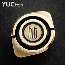 Mini EDC Metal Stress Reliever Toys Exquisite Snake Eyes Design Hand Spinner Creative Leisure Adult Children ADHD Toy Boy Gifts