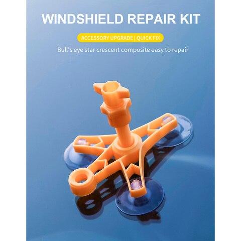 kit de reparacao para brisa do carro