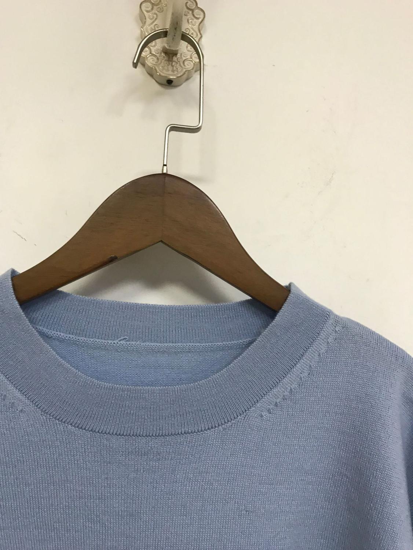 Женский вязаный свитер с буквенным принтом, простой Женский трикотажный пуловер с круглым вырезом и длинными рукавами, верхняя одежда для о...