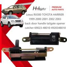 use for Lexus RX300 TOYOTA HARRIER  1999 2000 2001 2002 2003 back door handle tailgate opener catcher 69023-48010 4920348010