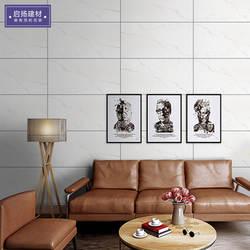 Матовая джазовая белая плитка, балкон, гостиная, ванная комната, противоскользящая напольная плитка 450*900, Мраморная настенная плитка