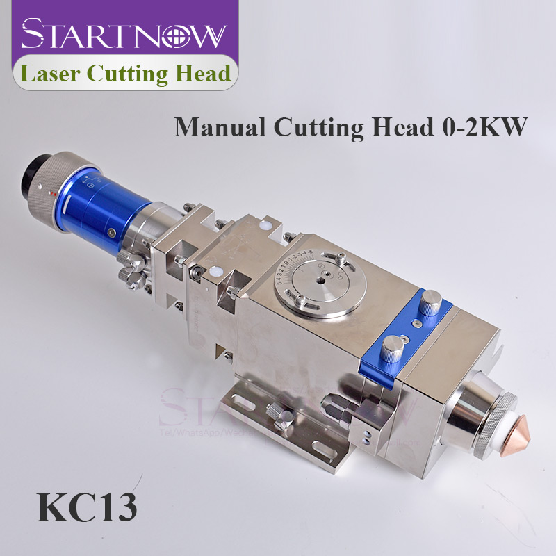 0-2000W QBH Laser Cutting Head Connector WSX KC13 Fiber Laser Cutting Head For Fiber Laser Metal Cutting Machine