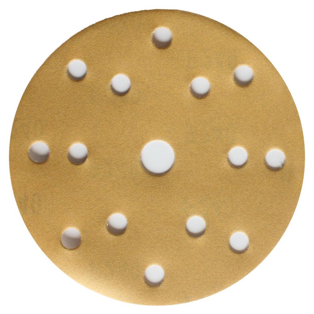 25pcs/Set 150mm Sandpapers Waterproof Wheel Grinder Disc P400 P320 P240 P180 P80 Abrasive Tools Hook And Loops