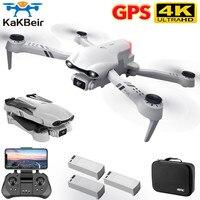 4DRC 2021 nuova doppia fotocamera 4K HD con GPS 5G WIFI grandangolare FPV trasmissione in tempo reale rc distanza 2km drone professionale