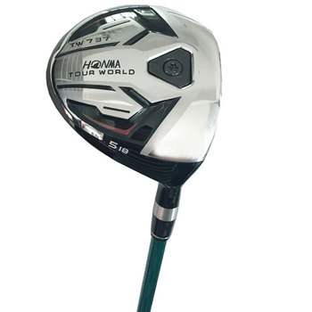 New Golf Clubs HONMA TOUR WORLD TW737 Golf Fairway Woods 3 or 5 wood Clubs R and S Flex Golf Graphite shaft Cooyut Free shipping
