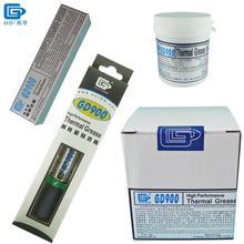 น้ำหนักสุทธิ30/100/150/1000กรัมGD900จาระบีความร้อนวางพลาสเตอร์Heat Sink CompoundสำหรับCPU/GPU/LED BX ST CN