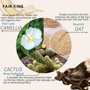 Image 5 - תה עץ מזין שיער Treament נוזל צמיחת שיער מהיר מוצר חיוני שמן אנטי מניעת שיער לאבד פגום סרום קרטין