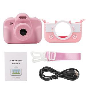 Image 5 - Детская камера Full HD Цифровая камера для детей 3,0 дюймов сенсорный экран дисплей детские игрушки камера для Рождественский подарок