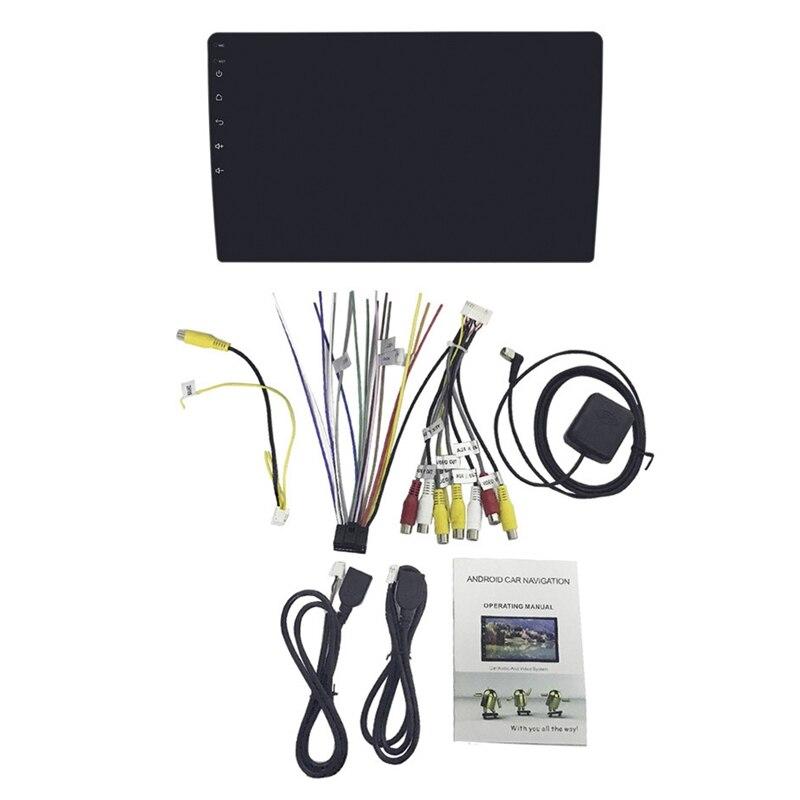 10.1Inch 2 Din Car Gps Radio Player Android 8.1 Universal Radio Gps Navigation Audio Player