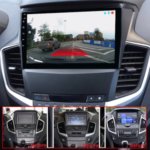 64GB Android 10.0 Car Multimedia Player GPS For DFSK Dong Feng AX7 2017 2018 DFPV Recorder Autoradio Navigation Stereo Head Unit