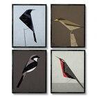 ART ZONE Abstract Bi...