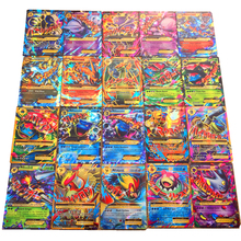 Gx-Cards-Toys Team-Collection English-Trainer MEGA Mewtwo Pokemones Shining New Gift