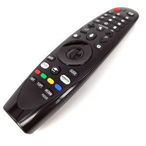 Image 2 - Yeni AKB75375501 orijinal LG AN MR18BA AEU sihirli uzaktan kumanda ile ses Mate seçmek için 2018 akıllı TV Fernbedienung