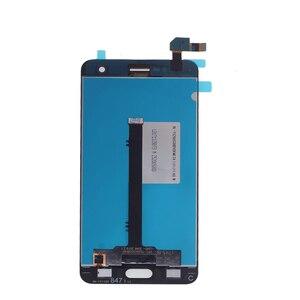 Image 5 - Оригинальный Для ZTE Blade v8 ЖК дисплей + сенсорный экран дигитайзер сборка Запчасти для ZTE Turkcell T80 BV0800 дисплей ремонтный комплект