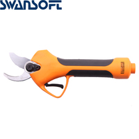 High quality Battery Electric Pruning Shears Cordless Orchard Branches Cutter Cutting Tools Pruner Scissor Garden Pruning