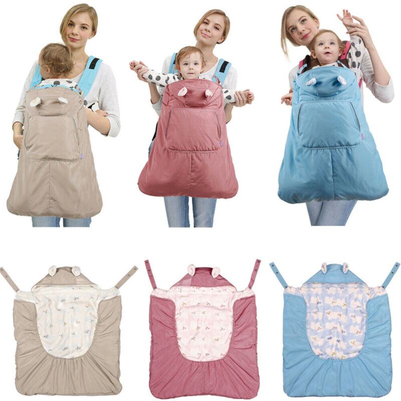 Cover Carrier Carrier Suspender Baby Carrier Windproof Suspender Backpack