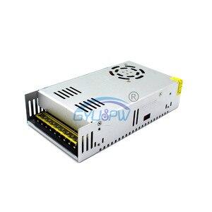 Image 5 - Fonte de alimentação dc 12v 50a 600w led driver transformador ac110v 220 v to12v dc adaptador de alimentação para lâmpada tira cnc cctv