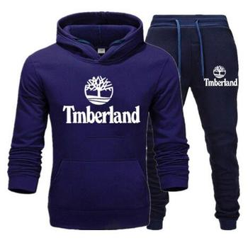 NEW Sport Men's hoodie+pants Sets 2 pieces Autumn Running tracksuit Sweatshirt Set Gym Clothes Men Sport Suit men Track Suit 29