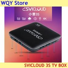 2021 последняя версия Сингапур, Starhub волокна ТВ коробка SVICloud 6K UHD smart ТВ коробка для Сингапур, малайзия корея япония HK Тайвань